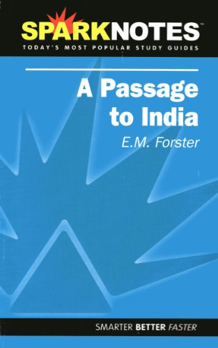 spark-notes-passage-to-india-sparknotes-literature-guides