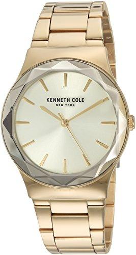 Kenneth Cole New York da donna orologio da polso analogico al quarzo acciaio inossidabile kc50059001