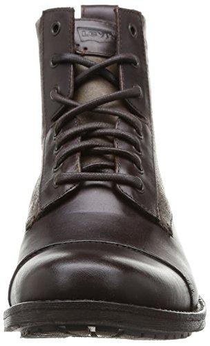 Levi's Herren Maine Desert Boots Braun (27 Medium Brown)