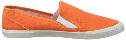 Jonny`s Vegan Uotavegan, Baskets Basses femme Orange - Orange (Naranja)