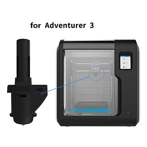 SHEAWA Flashforge Boquilla Kit de montaje Hotend para impresora 3D Flashforge Adventurer 3 accesorios especiales