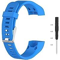 Pulsera para Garmin Vivosmart HR Plus,Meiruo Correa de Repuesto para Garmin Vivosmart HR+ (Colour 1)