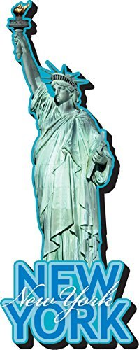 Magnet - Statue of Liberty - New Gifts Toys Licensed 95218 by Statue of Liberty