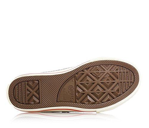 CONVERSE - Sneaker grigia in tessuto,chiusura a zip laterale, Bambino, ragazzo e ragazzi Grigio