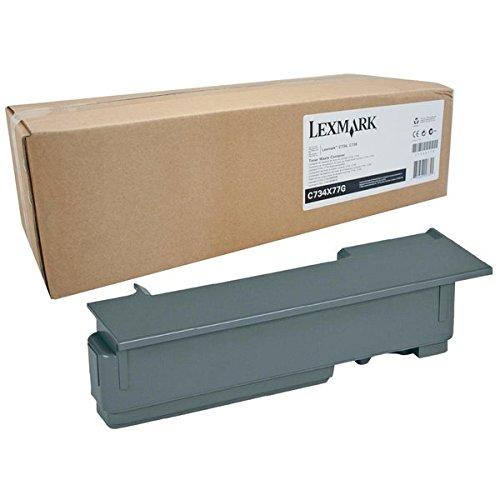 Lexmark Waste Bottle (Lexmark C734X77G C734, X734 waste toner bottle 25.000 Seiten)