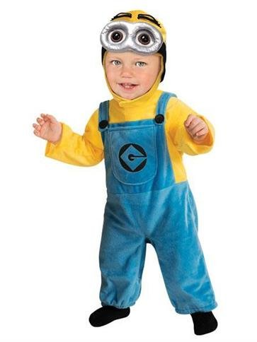 Minion Dave - Kleinkind (Kostüme Kleinkind Ferkel)