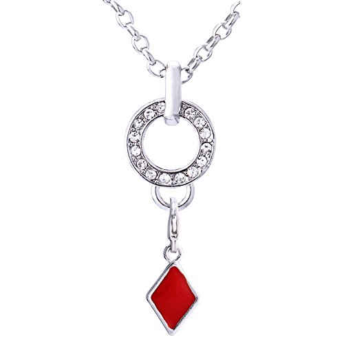 morella-charm-necklace-stainless-steel-70-cm-and-charm-pendant-in-velvet-pouch-karo-red