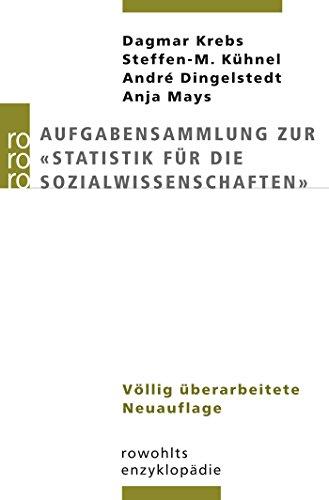 Aufgabensammlung zurStatistik für die Sozialwissenschaften