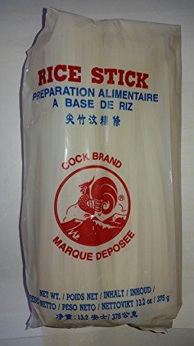 Tagliatelle di Riso - Rice Stick 3mm - Cock Brand 375 g