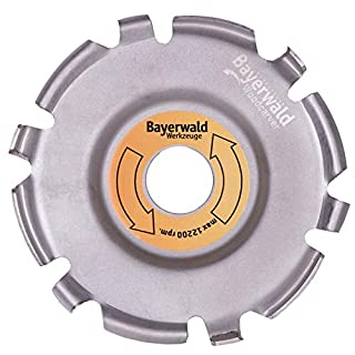 Bayerwald Woodcarver Cutting Disc for 115 & 125 mm Angle Grinders