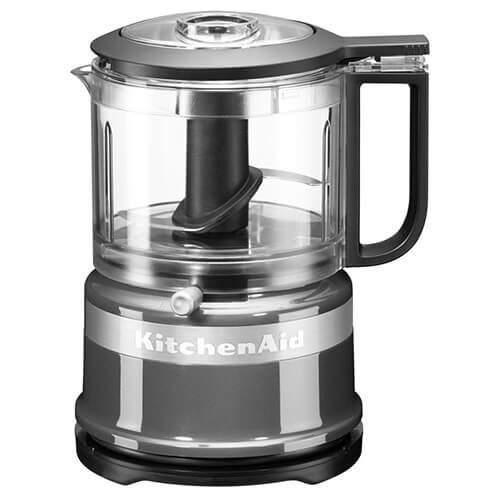 Kitchenaid Mini Chopper Contour Silver 5KFC3516BCU