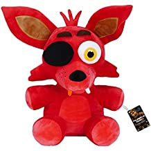 Five Nights at Freddy's - Peluche del zorro Foxy, 40 cm