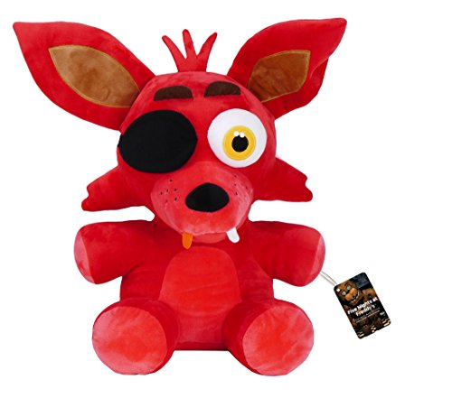 Five Nights At Freddys - Foxy Nightmare Plush - 40cm 16""