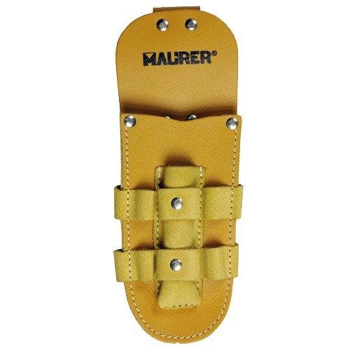 Maurer 2241010 Werkzeugtasche, Leder