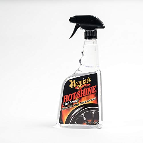 Meguiars Hot Shine Tire Spray Reifenglanzspray, 710ml