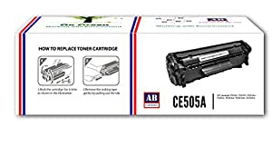 AB 05A/CE505A Compatible Black Toner Cartridge for Compatible for HP LaserJet P2032, P2035, P2035n, P2055, P2055d, P2055dn, P2055X (HSN Code: 84439959)