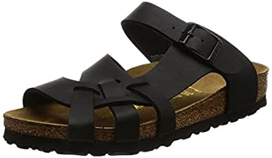Birkenstock Pisa  Women's Sandals  Black Slim, 2 UK (35 EU)
