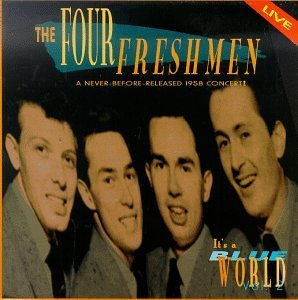 The Four Freshmen - The Complete Capitol Four Freshmen FiftiesSessions - Disc 1 of 9