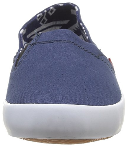 Levi's Sunset Slip On, Baskets mode homme Bleu (17)