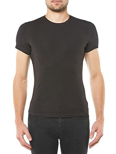 dsquared2-t-shirt-rundhals-xl-schwarz