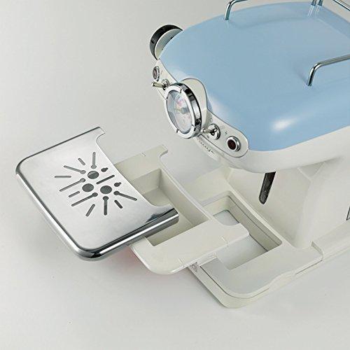 Ariete 1389 Espresso machine 0.9L Blu. Bianco (1000033111)