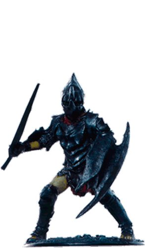 Lord of the Rings Señor de los Anillos Figurine Collection Nº 91 Wall-Crawling Moria 1