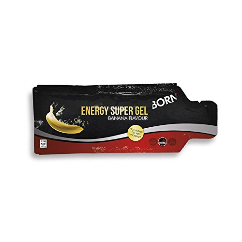 BORN - 32821 : 12x born super gel glucosa energetico instantaneo
