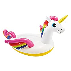 Intex 157281eu Mega Unicorn Island Reittier