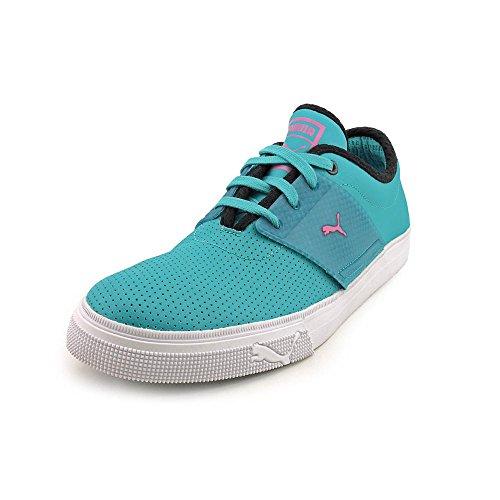 Puma El Ace T Chaussures BlueBird-BeeTrootPurple