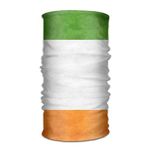 Outdoor Headbands Bandana Magischer Schal Retro Irish Flag Headwear Bandanas Seamless Headscarf Men/Women Head Wrap Neck Gaiter Sweatband Headwear Ride Beanie Boys