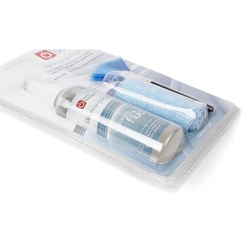 DURAGADGET Kit De Limpieza Con Paño Suave De Microfibra Para Samsung Galaxy Tab 3 Kids