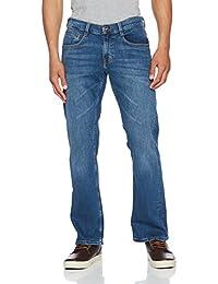 Mustang Oregon Boot, Bootcut Jeans Uomo