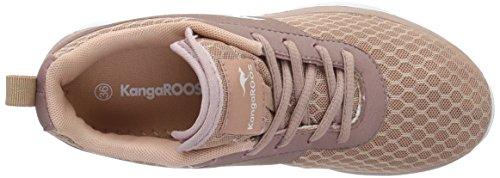 Kangaroos Pink rose Bumpy Damen Sneakers xww8W46vqz