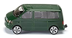 Siku 1070 VW Multivan - Furgoneta miniatura (escala 1:64), colores surtidos