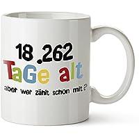 Fun Tasse Mit Spruch Oldtimer Zum 50 Geburtstag 50 Jahre