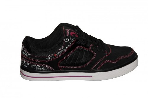 airwalk-skateboard-womenzs-shoes-collar-lace-black-sneakers-shoes-schuhgrosse35