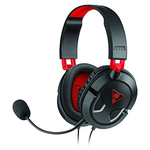 Turtle Beach Recon 50 Casque Gaming - Nintendo Switch, PC, PS4 et Xbox One