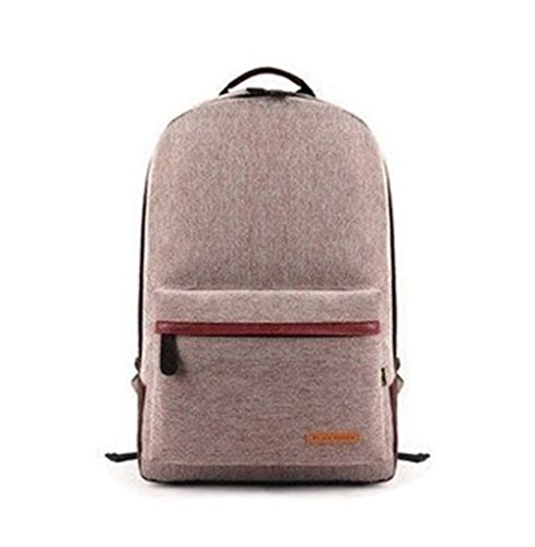 Ohmais Rücksack Rucksäcke Rucksack Backpack Daypack Schulranzen Schulrucksack Wanderrucksack Schultasche Rucksack für Schülerin Rot klar