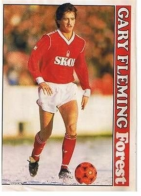 match-football-magazine-nottingham-forest-fleming-skol-home-kit-player-picture