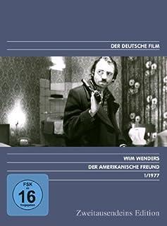 Der amerikanische Freund - Zweitausendeins Edition Deutscher Film 1/1977