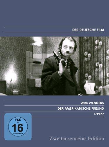Der amerikanische Freund - Zweitausendeins Edition Deutscher Film - Stadt Amerikanischen