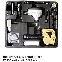 MC-2234K Kit Maletín Martillo Demoledor Neumático para el clavado de grandes puntas para encofrados y tarimas.