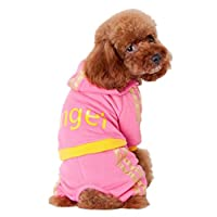 Emorias 1 x Pet Christmas Costume Warm Coat for Small Dogs Angel Sweatshirt Dogs Roupa Pets Accessories