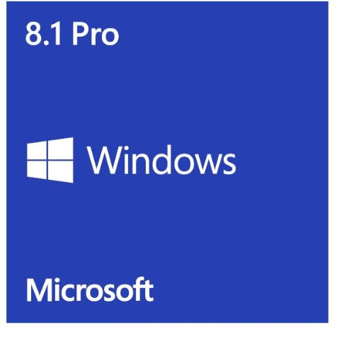 Microsoft Windows 8.1 Pro - Sistemas operativos (Original Equipment Manufacturer (OEM), FRE,...