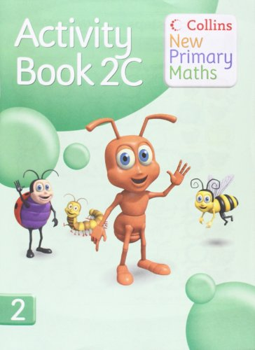 Collins New Primary Maths – Activity Book 2C