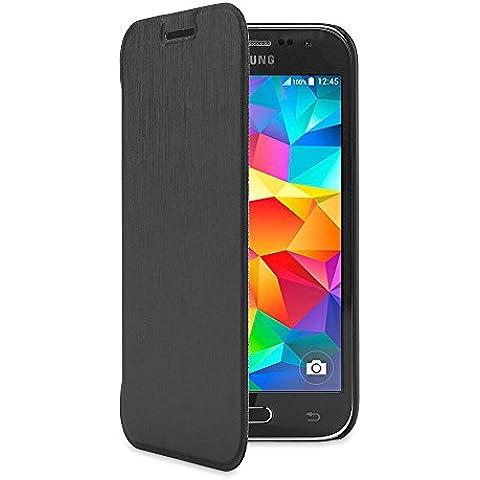 Xqisit 20370 - Funda para móvil Samsung Galaxy Core Prime LTE, negro