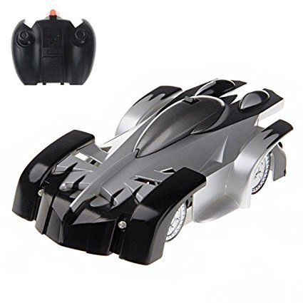 toykart 4CH Remote Control Spiderman Wall Climbing Stunt Toy Car - [Zero Gravity]  available at amazon for Rs.769
