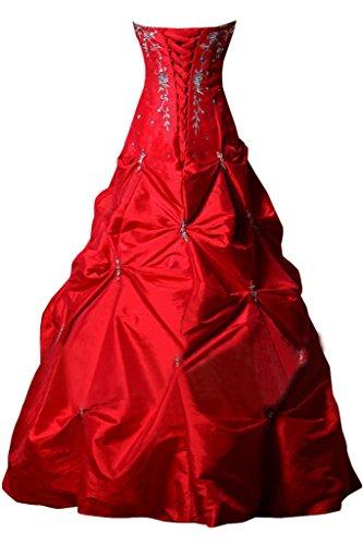 Sunvary elegante a-line Sweetheart lungo Satin quinceañera abito da ballo del vestito da sera Grape