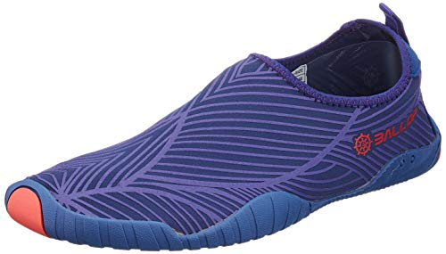 BP910 BALLOP Schuhe Farbe Leaf Navy EU 38.5, EU 39