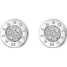 THOMAS SABO 925 argento bianco Diamante